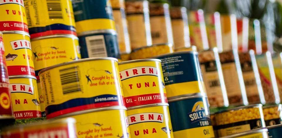 ツナ缶の歴史