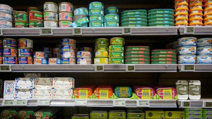 様々な缶詰の種類 715x400 - 様々な缶詰の種類