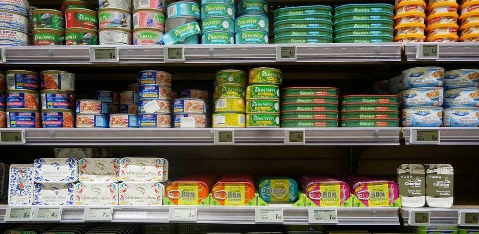 様々な缶詰の種類